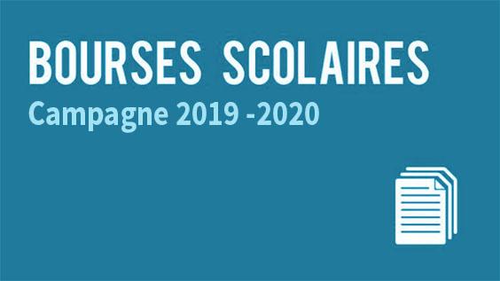 Informations Relatives Aux Bourses Scolaires 2019 2020 La